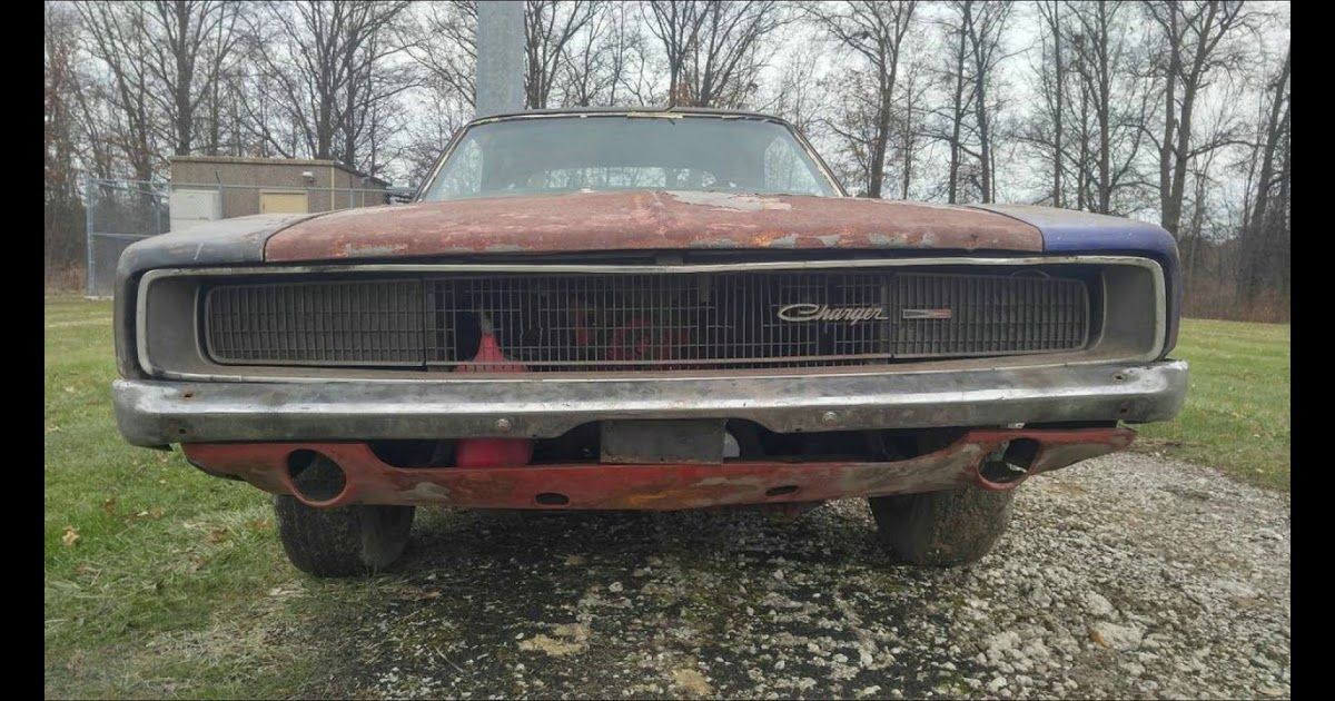 1969 Dodge Charger Project For Sale Youtube Used 1969 Dodge