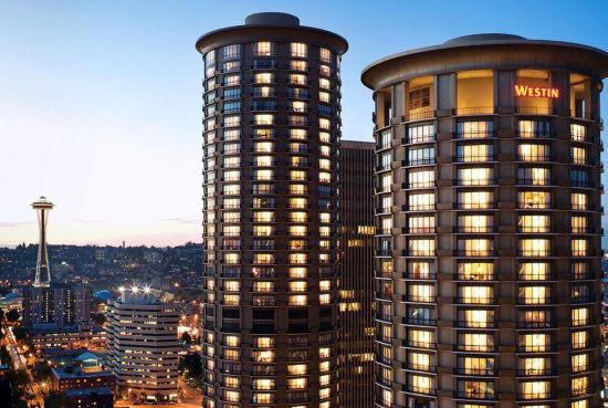 The Westin Seattle Hotel Is Located In Downtown Within Walking Distance To All Local Attractions