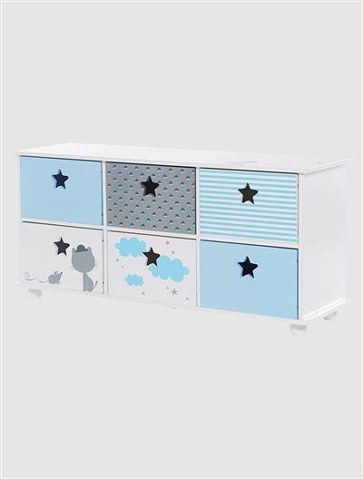 Vertbaudet Mobile Meuble Rangement Decoration Chambre Bebe Deco Chambre Enfant