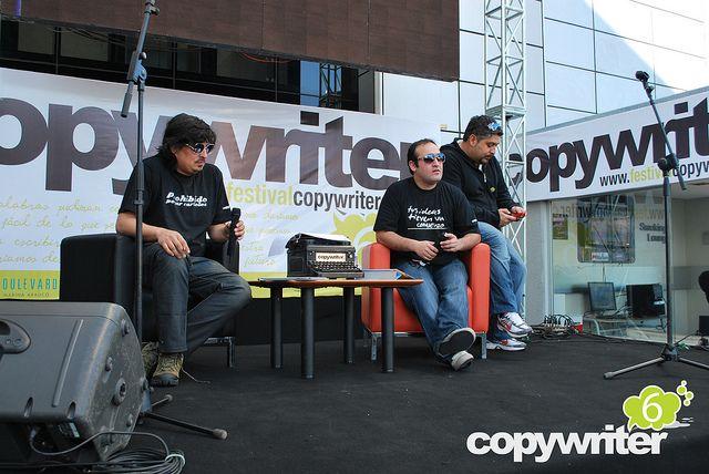 Festival Copywriter 2011    Like, enjoy http://www.thecollective.net/