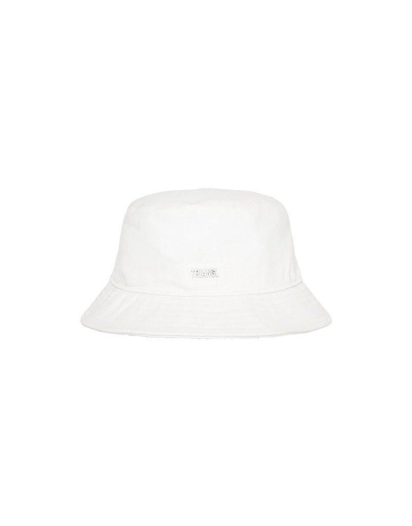 Boey Bucket Hat White In 2021 Bucket Hat Hats Brim