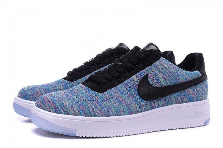 huge selection of 7b055 84fb3 Air Force 1 Flyknit Low Chaussure Nike Chaussures pour Homme