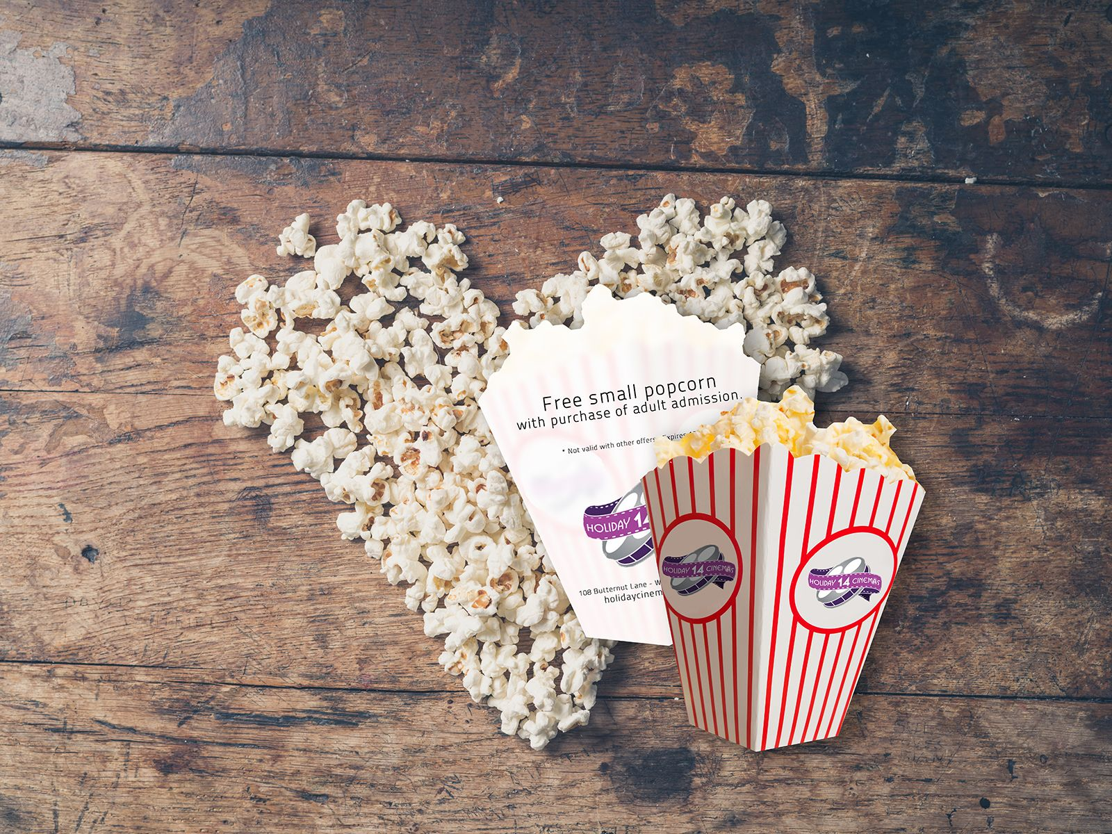 Popcorn Shaped Business Cards | Business Cards | Pinterest ...