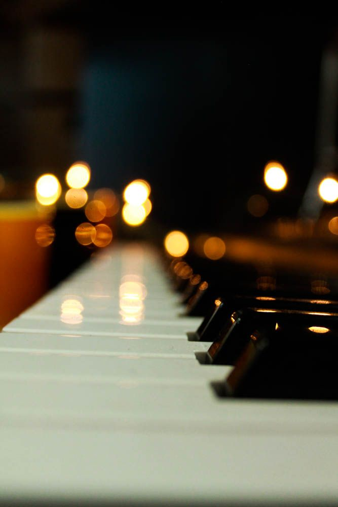 Piano Photography Bokey Photography Lights Piano Photography Music Wallpaper Piano Music