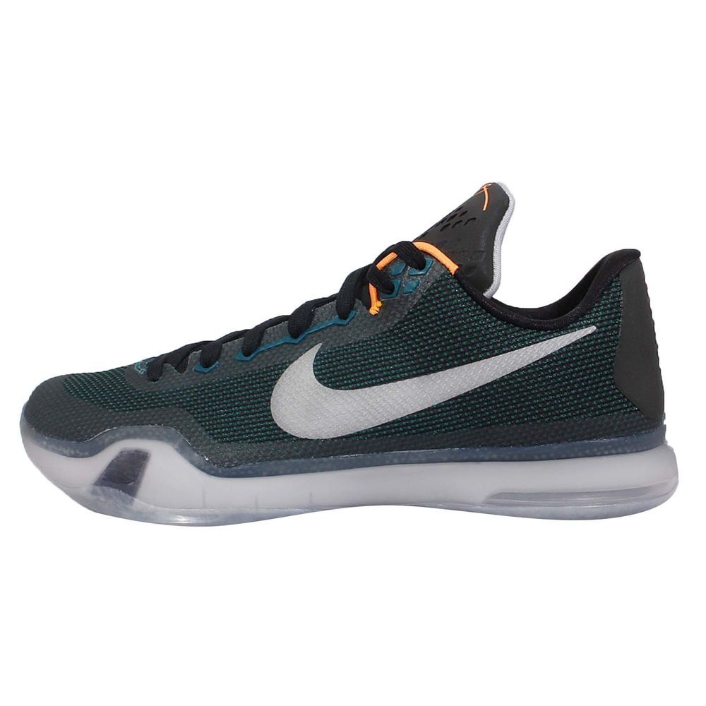 Nike Mens Grey And Teal Shoes E