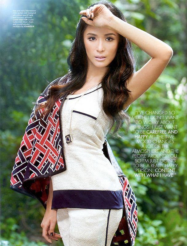 Fashion Media Philippines: Heart Evangelista