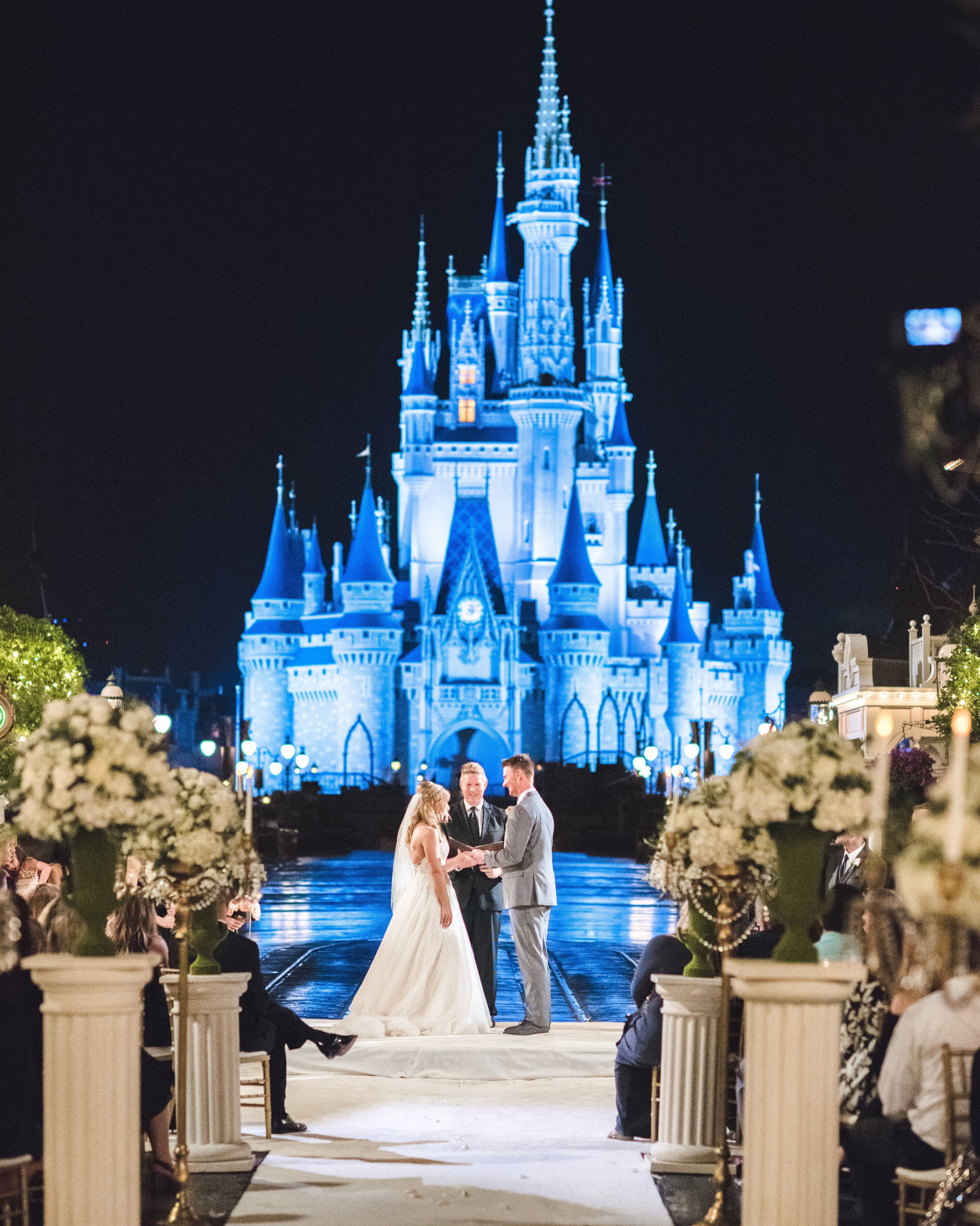 Disney Wedding Magic Kingdom Wedding Disney Wedding Venue Disney World Wedding Disney Fairy Tale Weddings