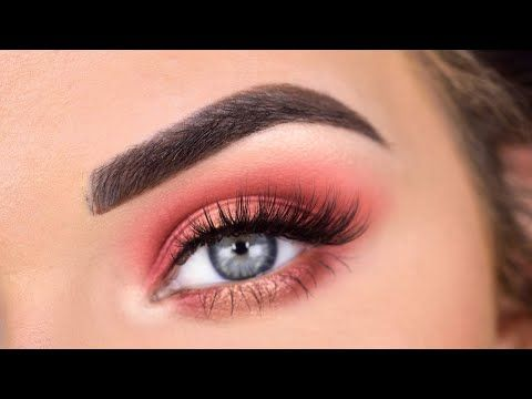 morphe x james charles palette eye makeup tutorial