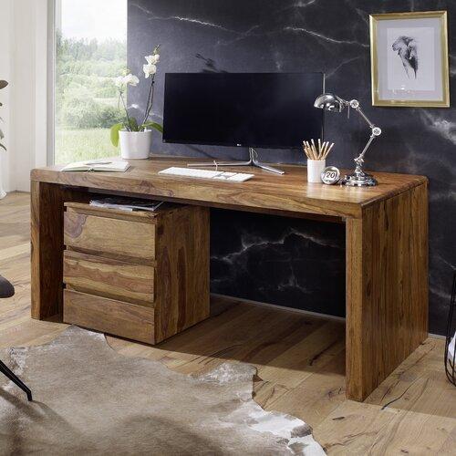 Natur Pur Boha Desk Contemporary Desk Desk Home Decor