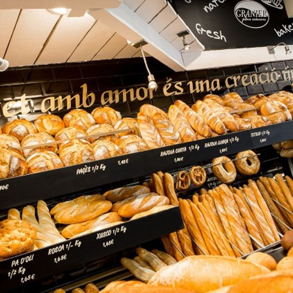 Cafe Jardin East London: Spanish Bakery Chain Granier Launches London Expansion