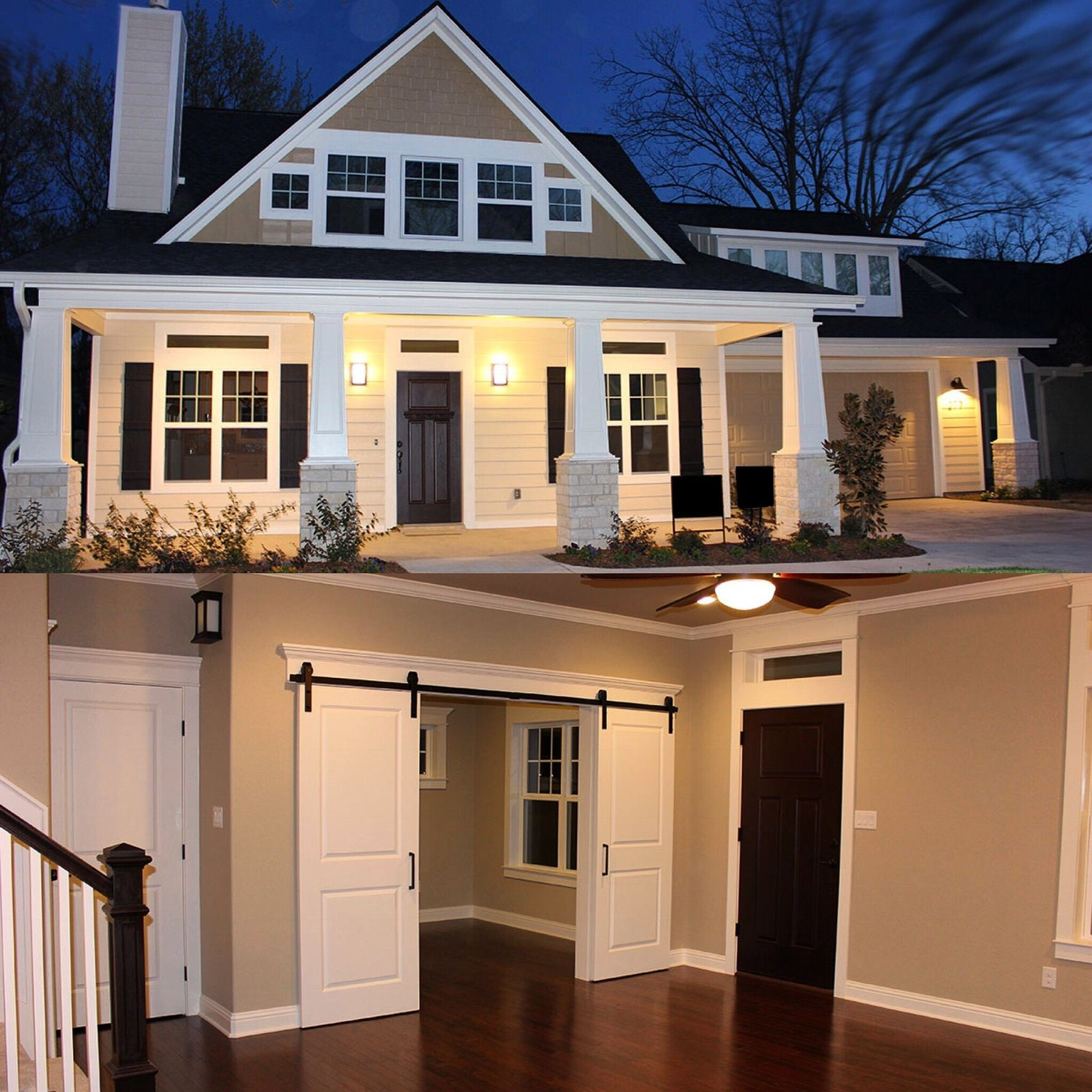 A Bungalow: Plan 18293BE: Storybook Bungalow With Bonus Over The