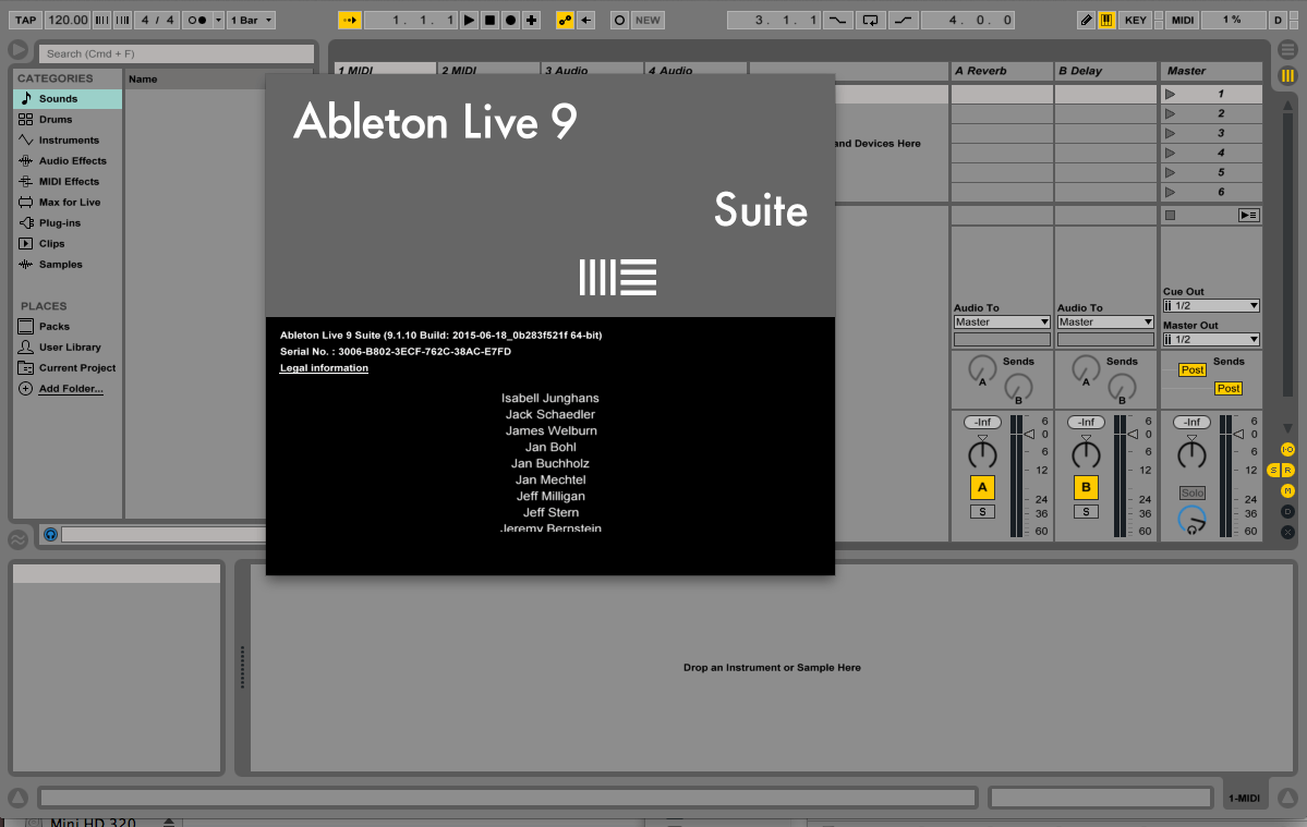 ableton live patch download