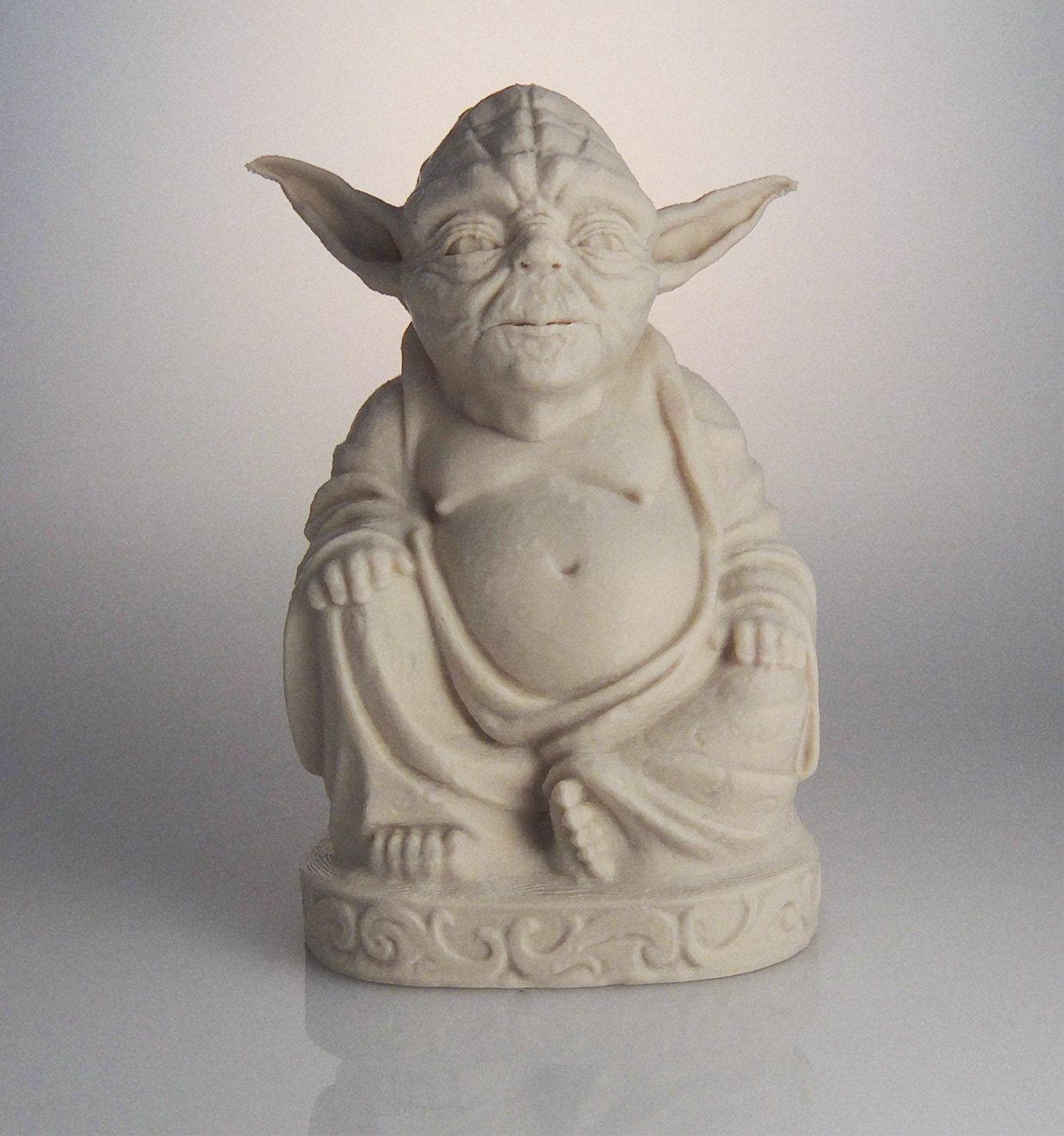 Star Wars Zen Yoda Tatooine Sand By Muckychris On Etsy Need