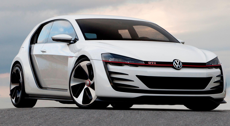 Design Vision Volkswagen Gti Concept Carrevsdaily Com16 Gti Golf Gti Volkswagen Golf Mk1