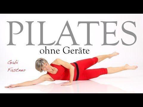 22 min. Pilateskurs auf der Matte ohne Geräte