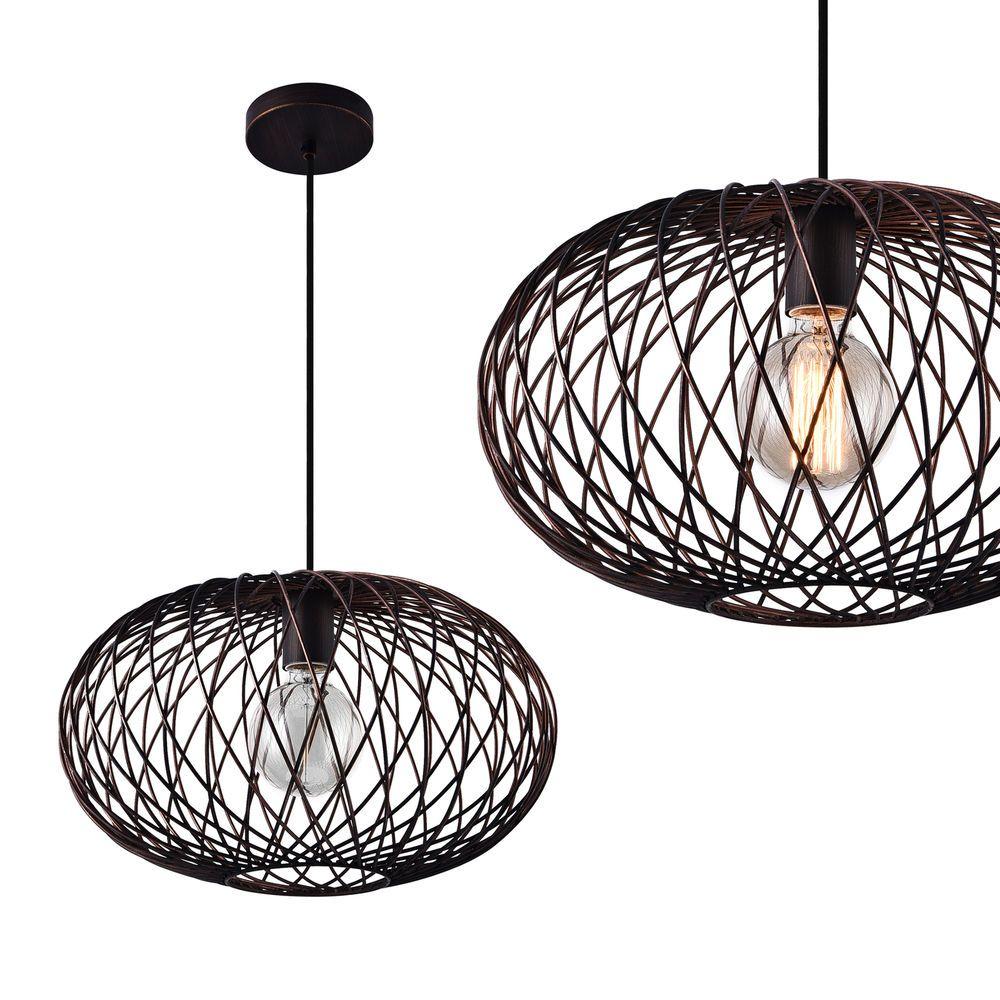 Lux Pro Design Hängeleuchte Metall Bronze Deckenleuchte Leuchte Pendelleuchte Möbel Wohnen Beleuchtung Dec Hängeleuchte Pendelleuchte Innenbeleuchtung