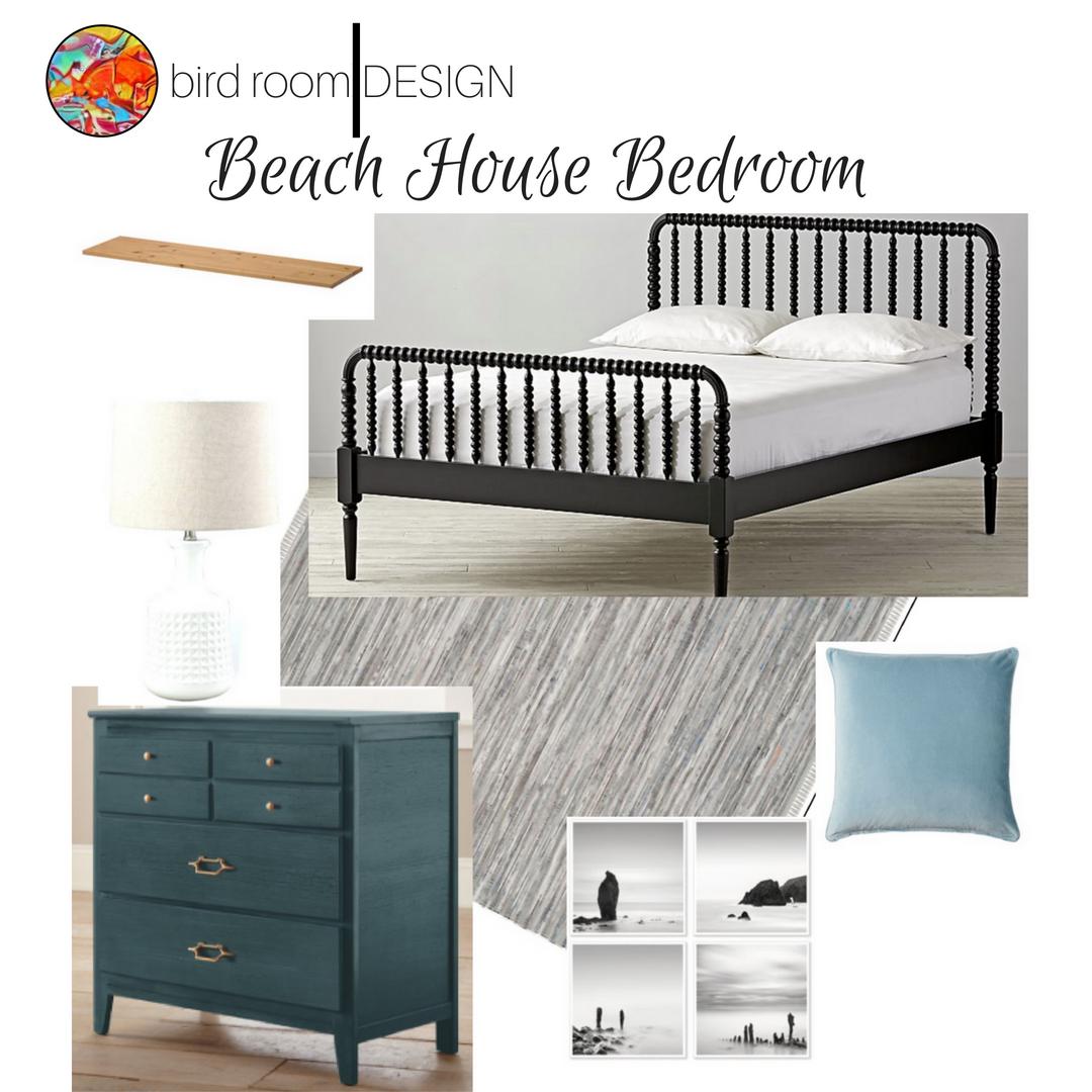 Beach House Bedroom Black Metal Bed Black Spindle Bed Weekend By Magnolia Home Diy Dresser Update Black An Home Bedroom Black Metal Bed Beach House Bedroom [ 1080 x 1080 Pixel ]