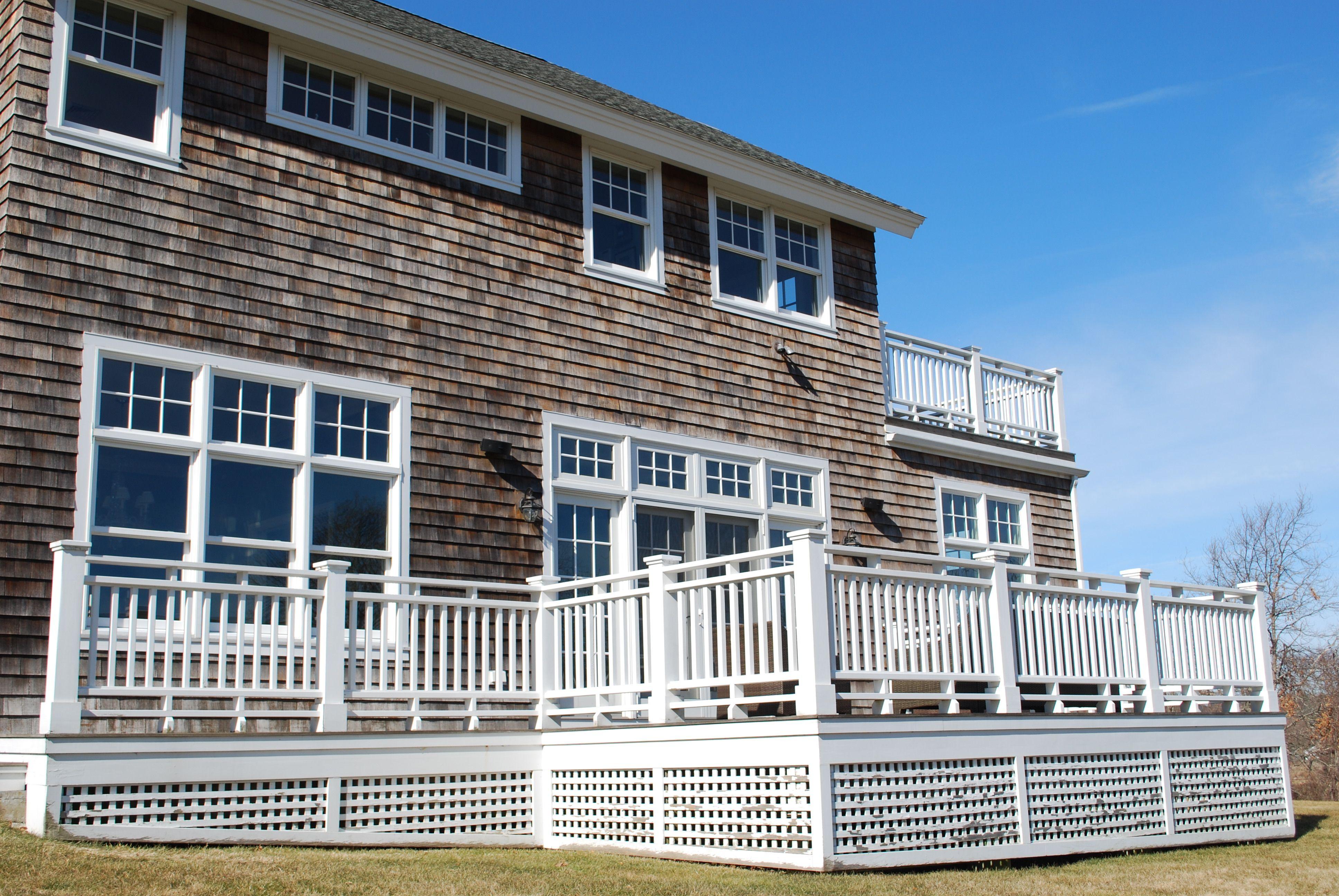 Coastal Home Exterior Beach Home