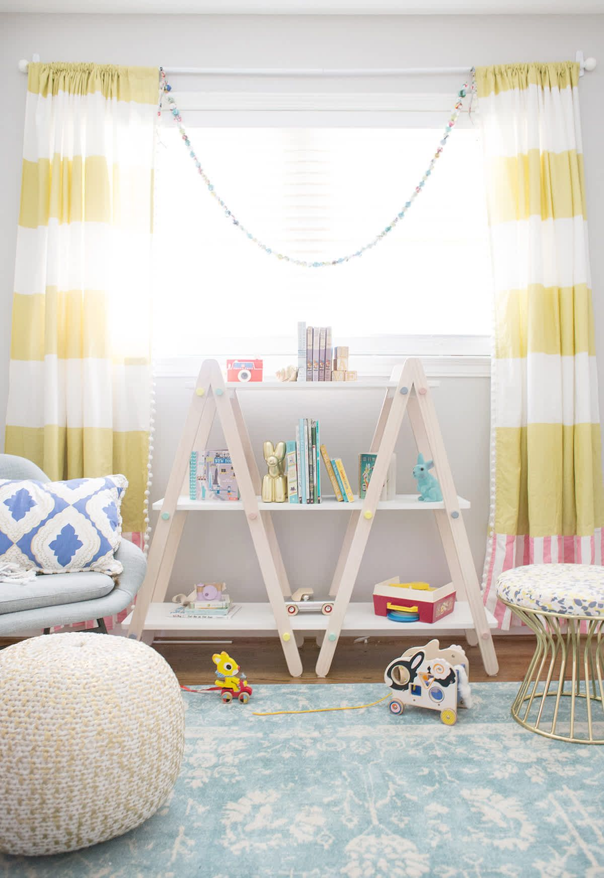 Yellow And Gray Neutral Nursery Ideas   Baby room neutral ...
