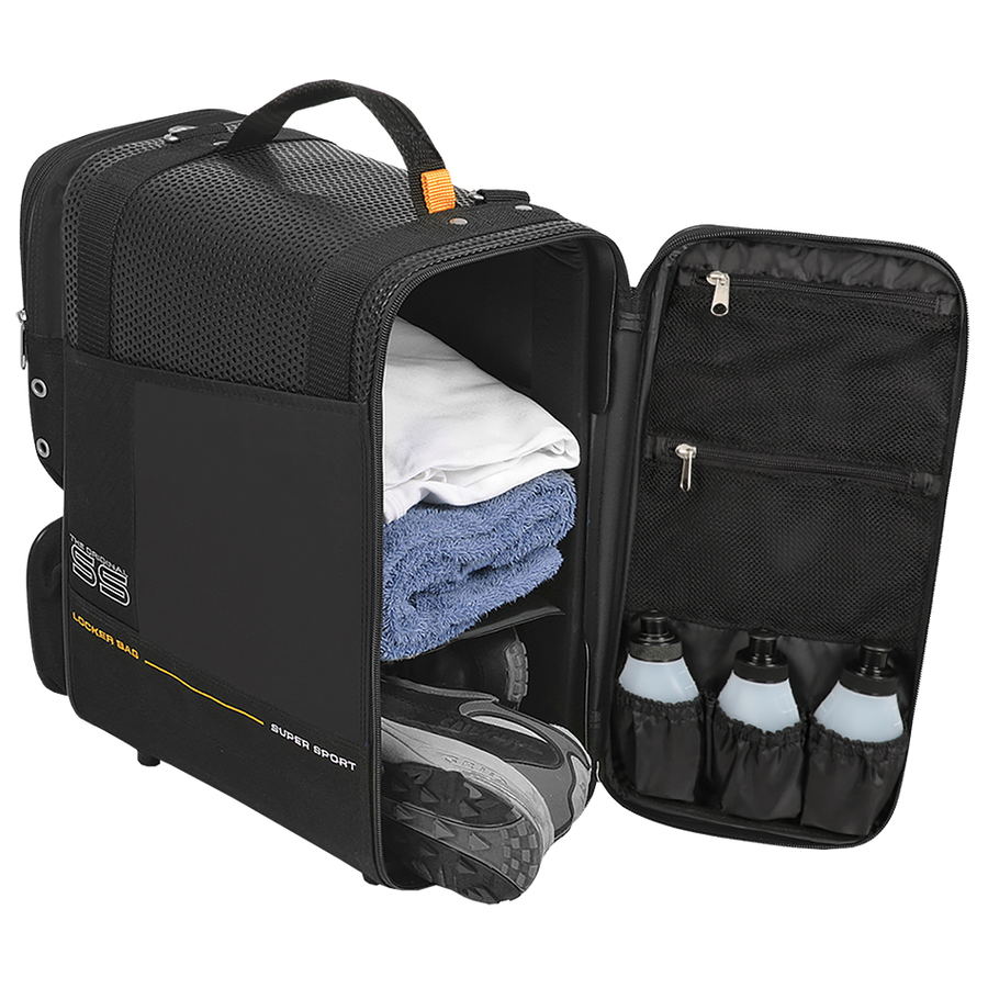 One Of Our First Innovations The Locker Gym Bag Still Remains Most