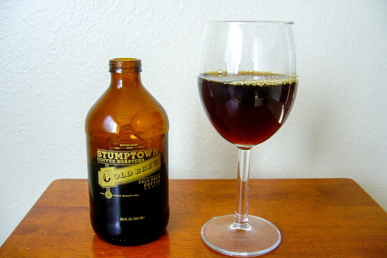今年のコーヒーはコールドブリューがブーム Stumptown Coffee Cold Brew をためしてみる Noren Portland コールドブリュー コーヒー アイスコーヒー