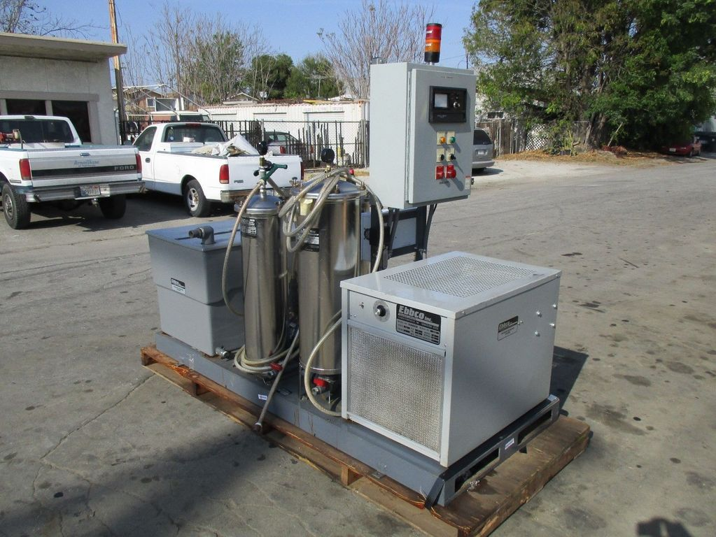 Ebbco Edm Package Filtration Unit W Ozone Generation Module And
