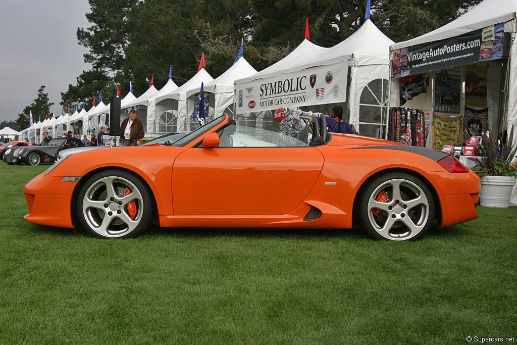 SUPERCARS.NET - Image Gallery for 2006 Ruf RK Spyder