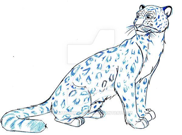 snow leopard cartoons snow leopard by ice rink inspiration rh pinterest com snow leopard cartoon picture snow leopard cartoon picture