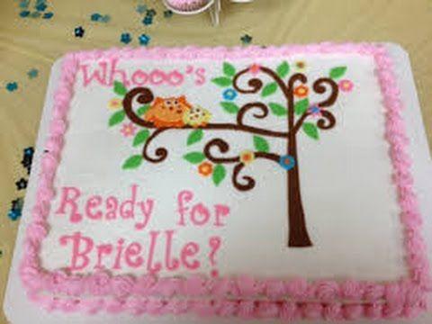 Image Result For Baby Shower Sheet Cake Food Pinterest Baby