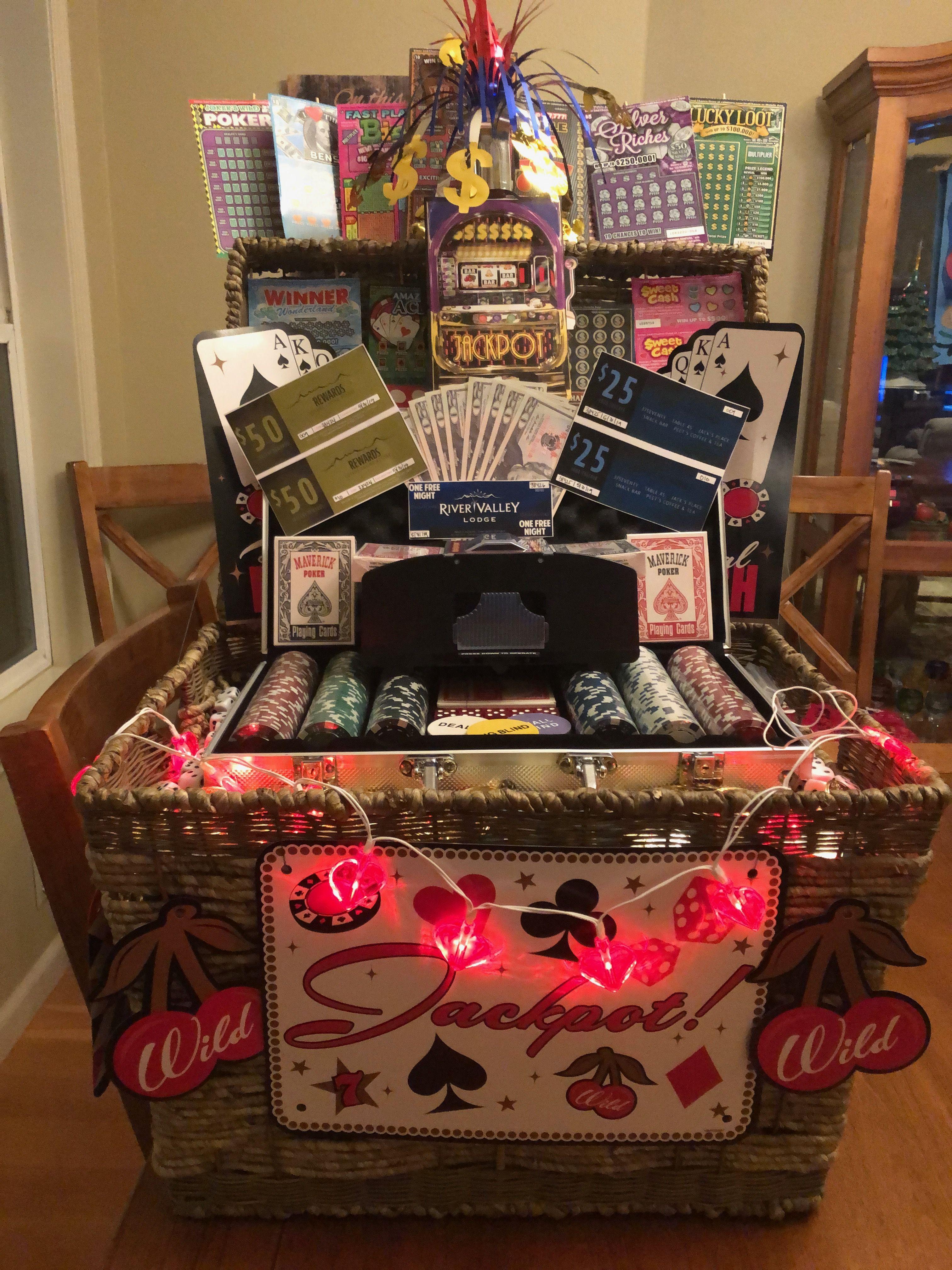 Gambling gift basket sega genesis game free online