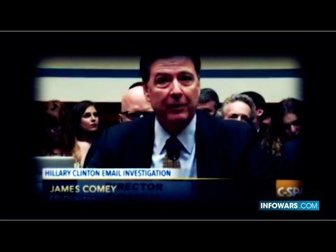 DRUG MONEY LAUNDERING FBI DIRECTOR GRILLED OVER HILLARY'S EMAILS James Comey and the HSBC - drug cartel connection