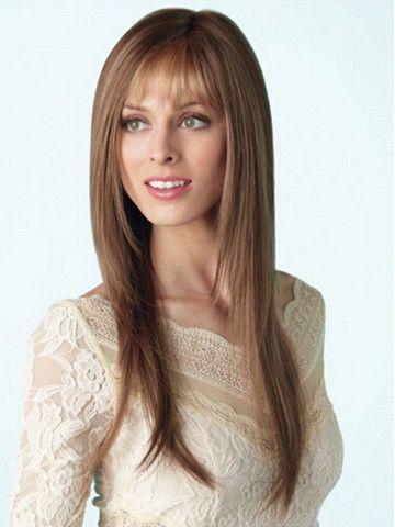 Corte de cabello de capas largas