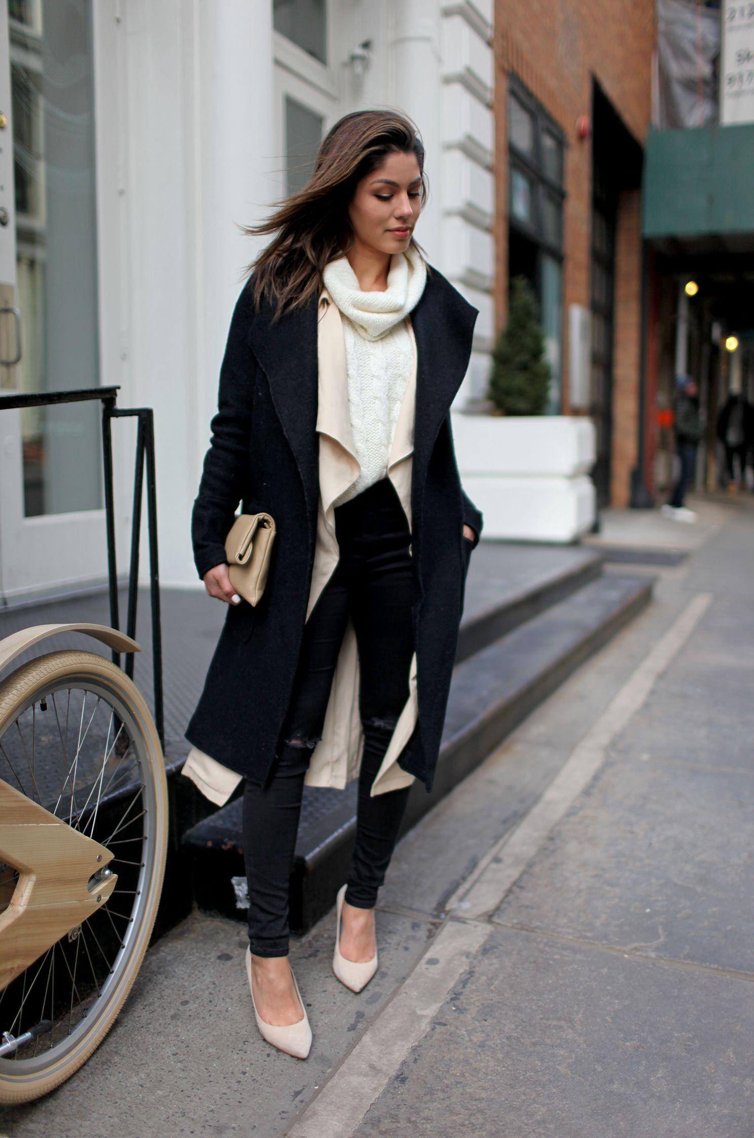 major layer | megan batoon | outfit inspo. | pinterest | layering