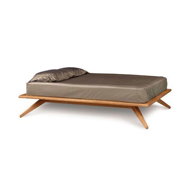 Magnolia Platform Bed No Headboard Dotandbo Com Platform Bed