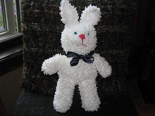 Chris Knits in Niagara: Tizzy Bunny