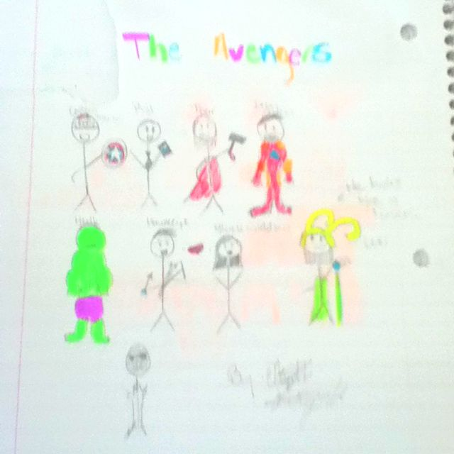 The Avengers!