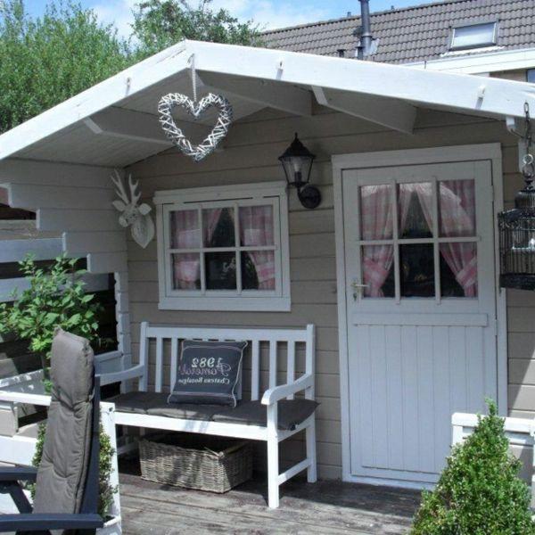 Moderne Gartenhäuser - 50 Vorschläge für Sie! - Archzine.net