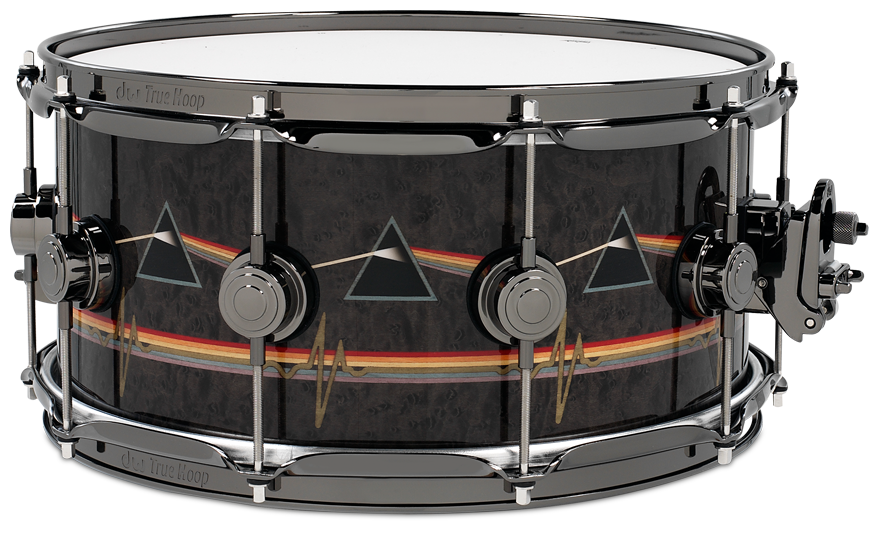 Icon Dark Side Of The Moon Snare Drum Drums Snare