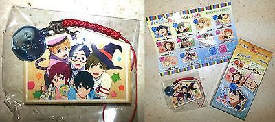Free! Eternal Summer Ema Collection Strap Kid Group Shot Ensky Authentic New