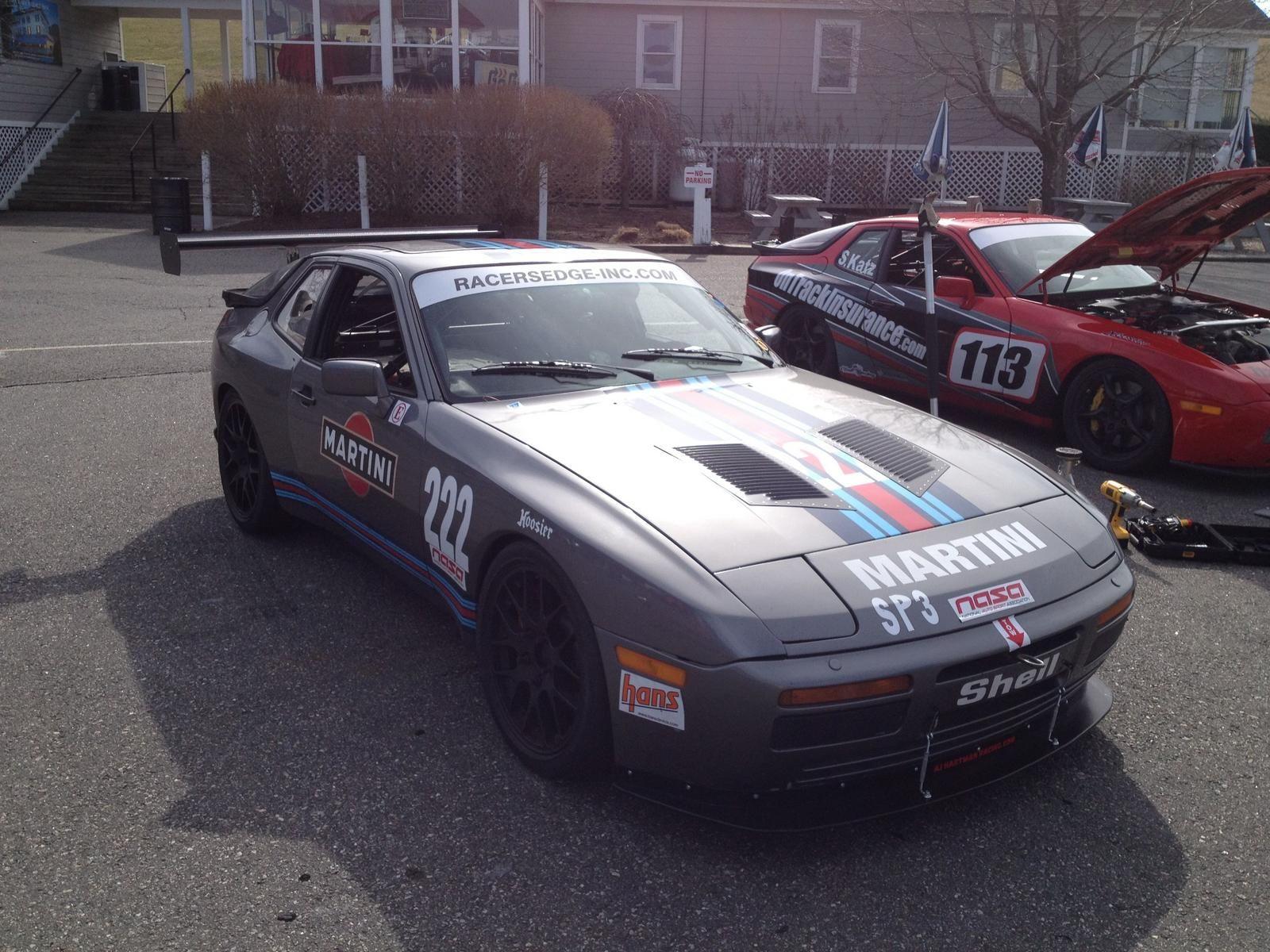 87 Porsche 944 Turbo Track Car - Rennlist Discussion Forums ...