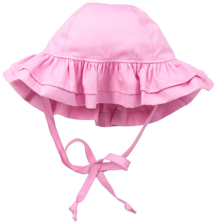 Amazon.com: Flap Happy Baby Girls' Upf 50+ Double Ruffle