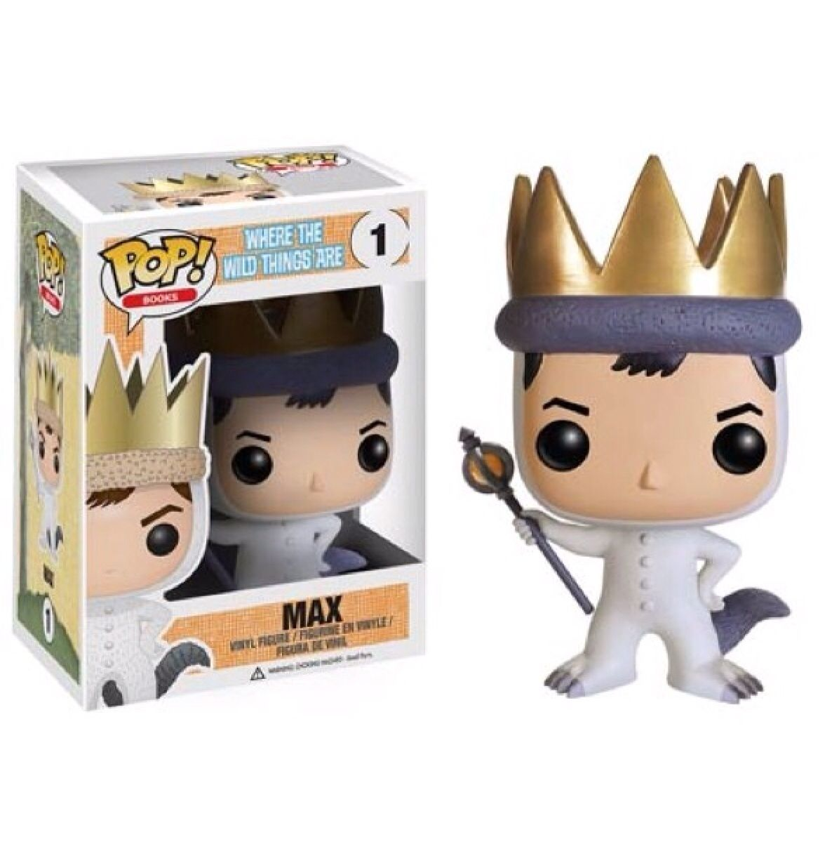 Max From Where The Wild Things Are Funko Pop Vinyl Funko Pop Toys Funko Pop Dolls Pop Book