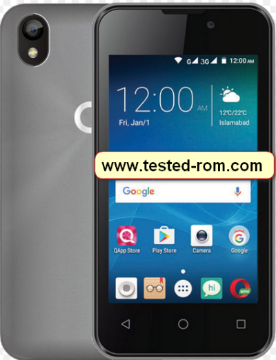 Welcome to the article about QMobile X32 POWER SC7731 flash