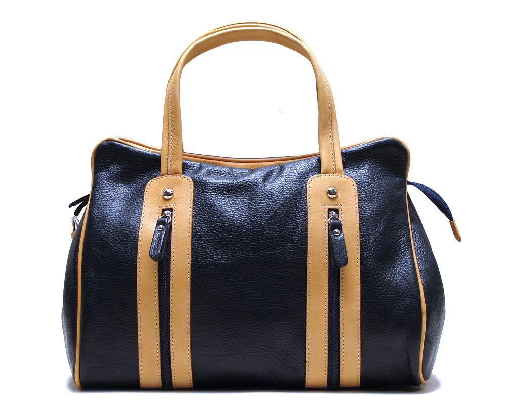 Bag · Floto Sardinia Bag in Riviera Blue · Blue Shoulder BagsLeather ... fb554eaf17