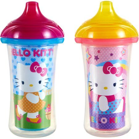 Munchkin Hello Kitty Click Lock 9 Oz Insulated Sippy Cup