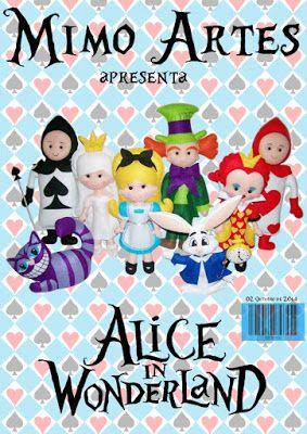 Mimo Artes: Alice