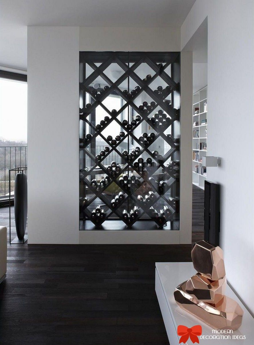 25 creative diy wine rack wall decor ideas for your home