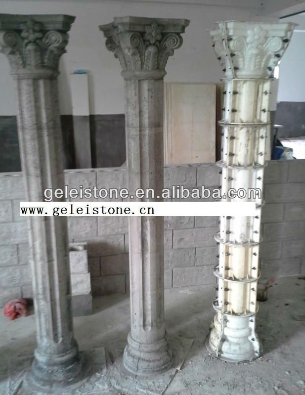 Decorative Concrete Column Molds For Sale And Molds For Columns Gl