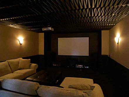 Ceiling Tiles And Ceiling Panels Ceiling Tiles And Ceiling Panels Home Theater Ceiling Design Ideas
