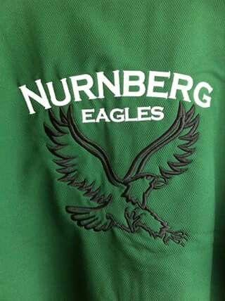 Nurnberg American High School Jacket Army Brat Memories